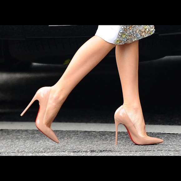 """competitive price 9af77 6065d AUTHETIC Christian Louboutin """"SO KATE"""" Pumps 38.5"""